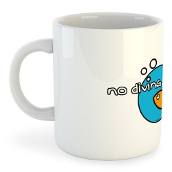 Taza Buceo No Diving No Life