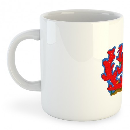 Taza Buceo Coral OK