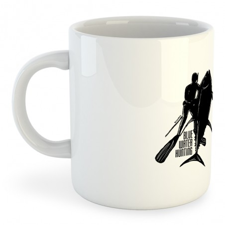 Taza Pesca Blue Water Hunting