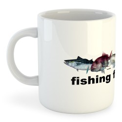 Taza Pesca Fishing Fever