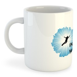 Taza Buceo In my World