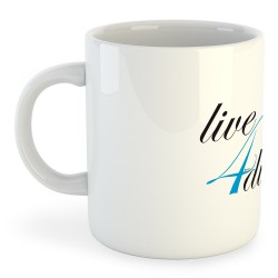 Taza Buceo Live 4 Dive