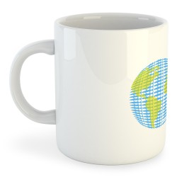 Taza Buceo Barracuda World