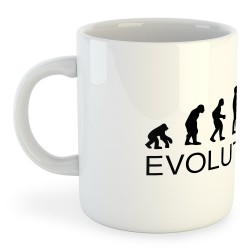 Taza Ciclismo Evolution Bike