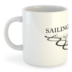 Taza Náutica Sailing DNA