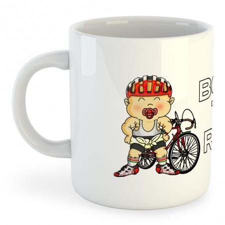 Taza Ciclismo Born to Ride