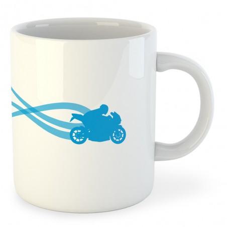 Taza Motociclismo Stella Moto