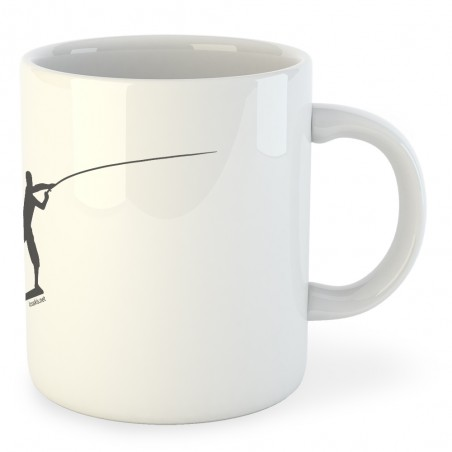 Taza Pesca Shadow Fish