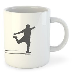 Taza Fútbol Shadow Football