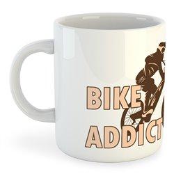 Taza 325 ml MTB Bike Addict