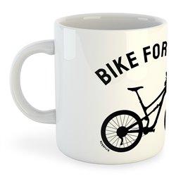 Taza 325 ml MTB Bike Forever