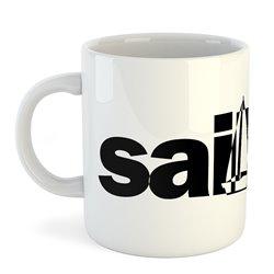 Taza 325 ml Nautica Word Sailing