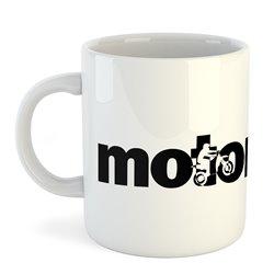 Taza 325 ml Motocross Word Motorbike MX
