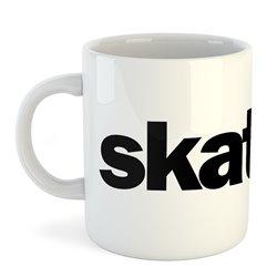 Taza 325 ml Skate Word Skating