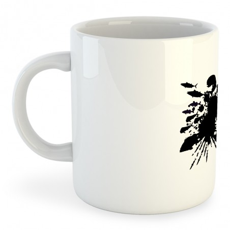 Taza Pesca Splash