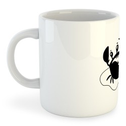 Taza Buceo Crab