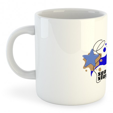 Taza Buceo Sea Star