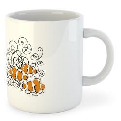 Taza Buceo Clownfish