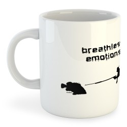 Taza Pesca Breathless Emotions