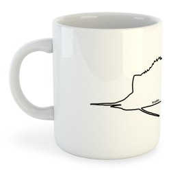 Taza Pesca Sailfish