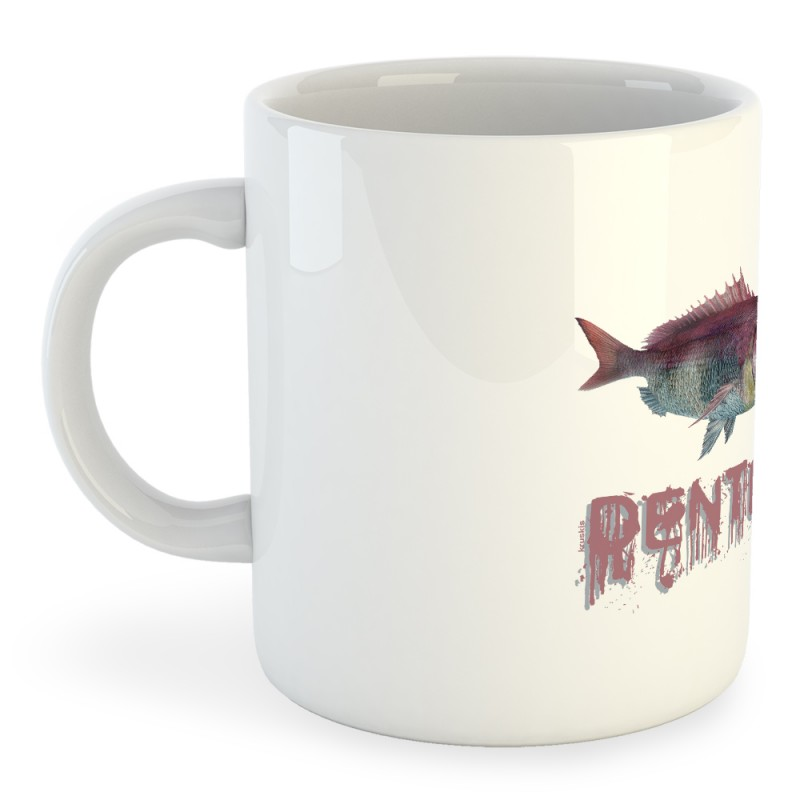 Taza Pesca Dentex