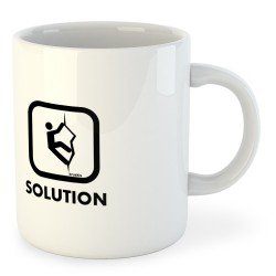 Taza Escalada Problem Solution Climb