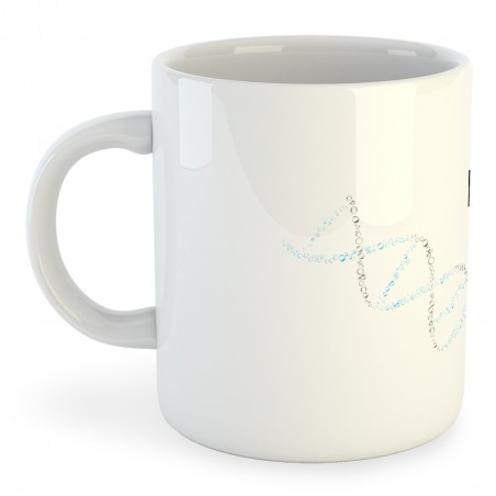 Taza Buceo Diver DNA