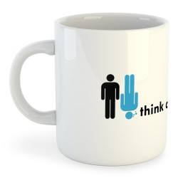 Taza Buceo Think Different