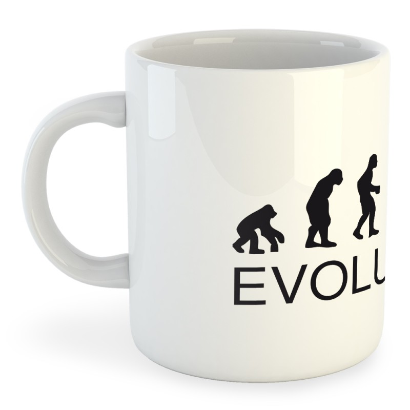 Taza Buceo Evolution Diver