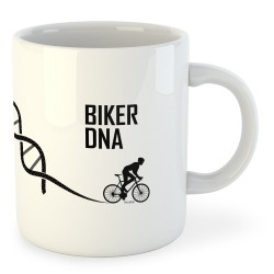 Taza Ciclismo Biker DNA