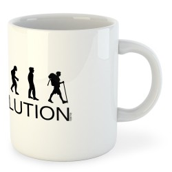 Taza Montañismo Evolution Hiking