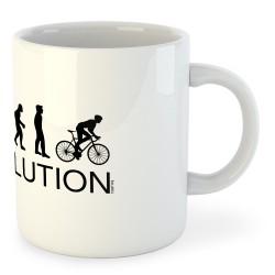 Taza Ciclismo Evolution Bike
