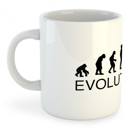 Taza Motociclismo Evolution Motard