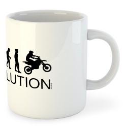 Taza Motociclismo Evolution Off Road