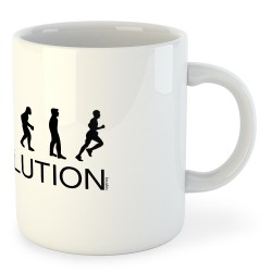 Taza Running Evolution Running