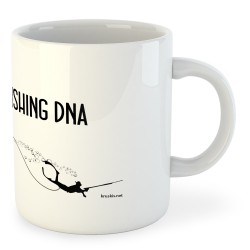 Taza Buceo Spearfishing DNA