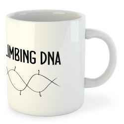 Taza Montañismo Climbing DNA