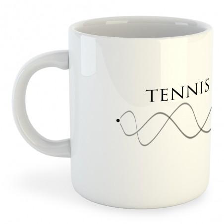 Taza Tennis Tennis DNA