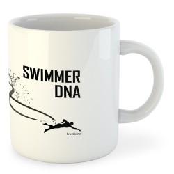 Taza Natación Swimming DNA