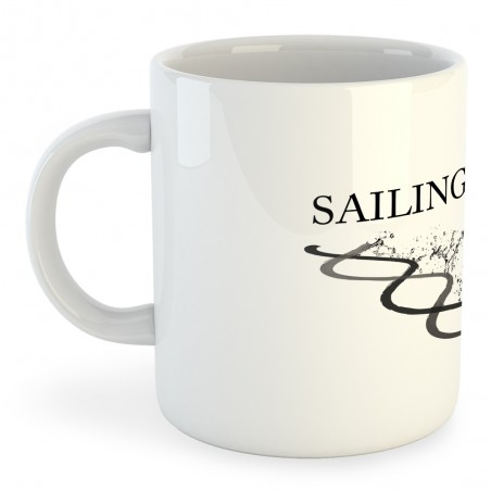 Taza Náutica Sailing DNA