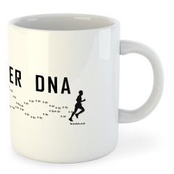 Taza Running Runner DNA