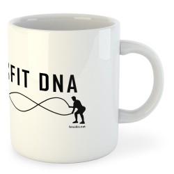 Taza Artes Marciales Crossfit DNA
