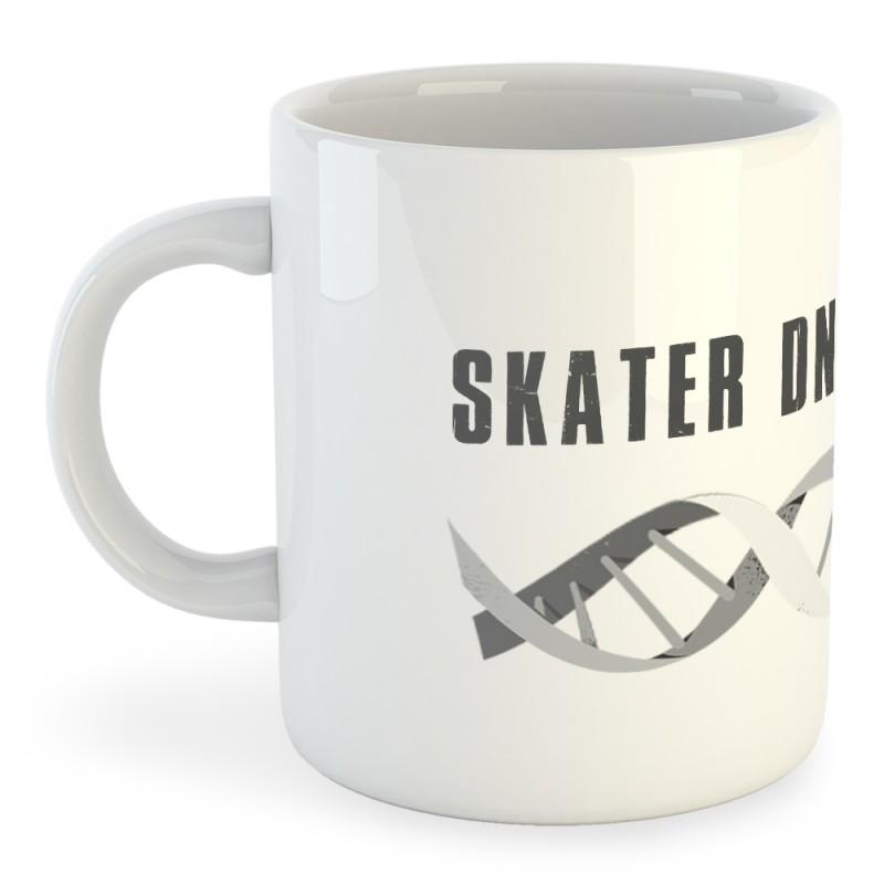 Taza Deportes Extremos Skateboard DNA