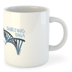 Taza Deportes Extremos Surf DNA