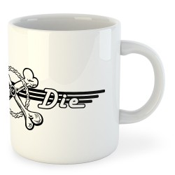 Taza Ciclismo Ride or Die