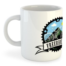Taza Ciclismo Freeriders
