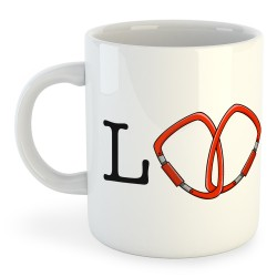 Taza Escalada Love