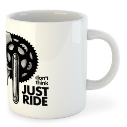 Taza Ciclismo Just Ride