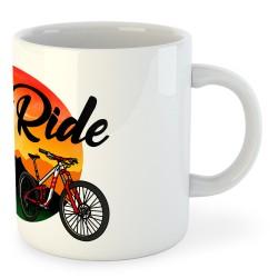 Taza Ciclismo Ride