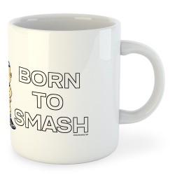 Taza Tennis Born to Smash